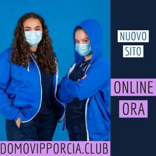 Il nostro nuovo sito è online ORA 🎉🎉🎉